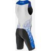 ORCA Core Racesuit Men blue/atoll white